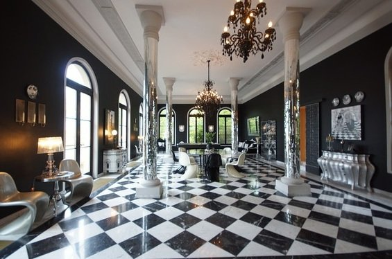 Фотография: Прочее в стиле Эклектика, Дом, Германия, Дома и квартиры, Замок – фото на INMYROOM