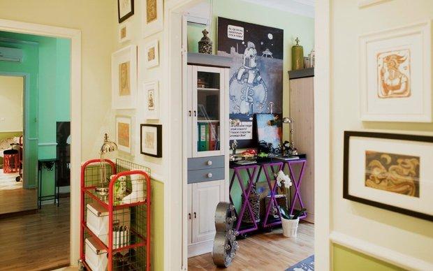 Фотография: Прихожая в стиле , Квартира, Дома и квартиры, Советы – фото на INMYROOM