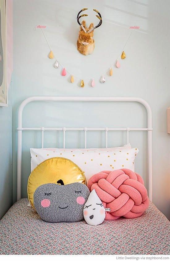 Фотография: Детская в стиле Скандинавский, Декор интерьера, Квартира, Дом, Аксессуары, Декор – фото на INMYROOM