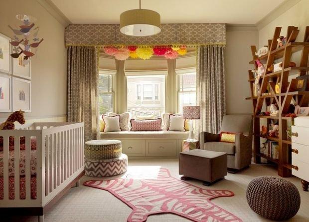 Фотография: Детская в стиле Скандинавский, Декор интерьера, Малогабаритная квартира, Квартира, Дом, Планировки – фото на INMYROOM