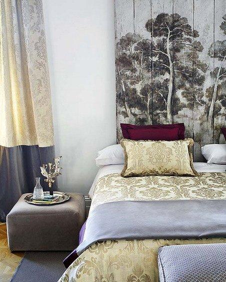 Фотография: Спальня в стиле Эклектика, Декор интерьера, Текстиль – фото на INMYROOM