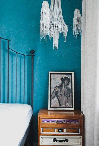 Фотография: Спальня в стиле Прованс и Кантри, Лофт, Женя Жданова, Интервью – фото на INMYROOM