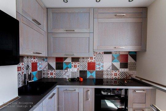 Фотография: Кухня и столовая в стиле Прованс и Кантри, Декор интерьера, Малогабаритная квартира, Квартира, Дома и квартиры – фото на INMYROOM