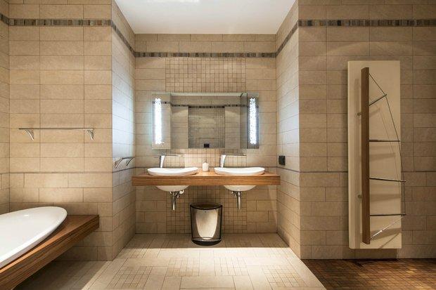 Фотография: Ванная в стиле Современный, Классический, Проект недели – фото на INMYROOM