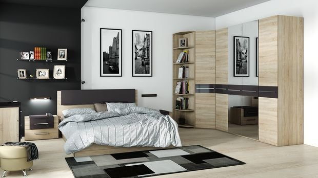Фотография: Планировки в стиле , Спальня, Квартира, Дом, Советы, Перепланировка – фото на INMYROOM