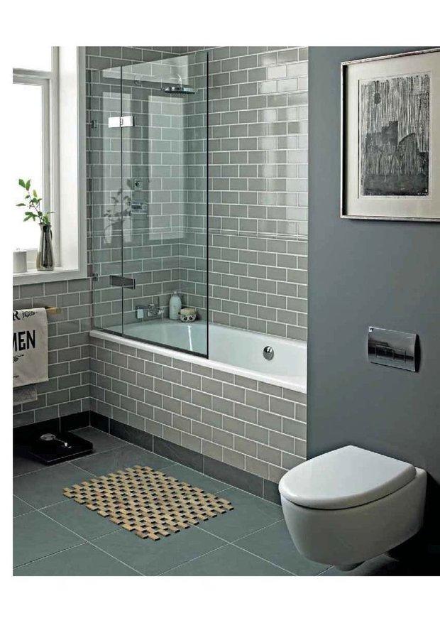 Фотография: Ванная в стиле Скандинавский, Декор интерьера, Аксессуары, Декор, Советы, Эко, уборка, генеральная уборка, уборка ванной комнаты – фото на INMYROOM