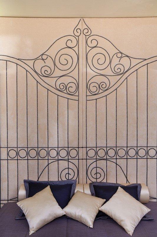 Фотография: Декор в стиле Современный, Восточный, Спальня, Эклектика, Интерьер комнат, Проект недели – фото на INMYROOM