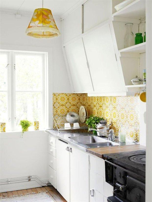 Фотография: Кухня и столовая в стиле Прованс и Кантри, Скандинавский, Декор интерьера, Дизайн интерьера, Цвет в интерьере – фото на INMYROOM