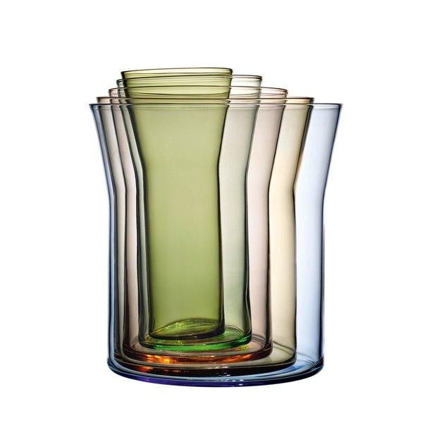 Серия ваз из выдувного стекла Spectra для Holmegaard