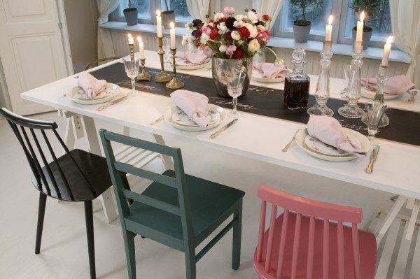 Фотография: Кухня и столовая в стиле Прованс и Кантри, Декор интерьера, Дизайн интерьера, Цвет в интерьере, Советы, Ремонт – фото на INMYROOM