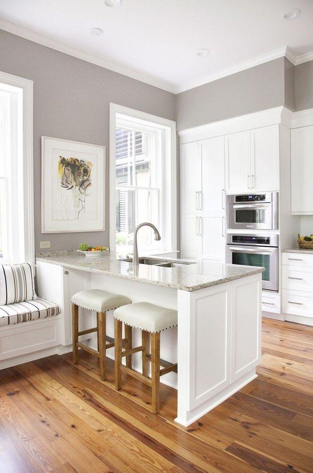 Фотография: Кухня и столовая в стиле Скандинавский, Прочее, Ремонт на практике – фото на InMyRoom.ru