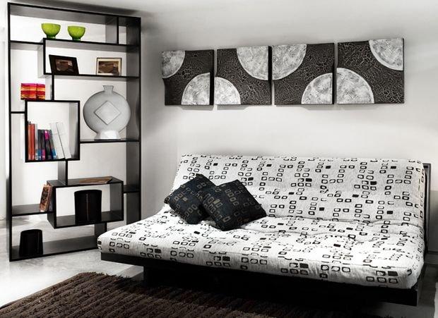 Фотография: Планировки в стиле , Кухня и столовая, Гостиная, Спальня, Декор интерьера, Квартира, Дом – фото на INMYROOM