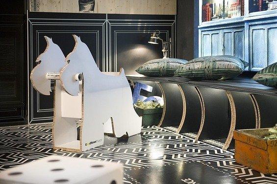 Фотография: Прочее в стиле Современный, Эклектика, Малогабаритная квартира, Офисное пространство, Испания, Дома и квартиры, Городские места, Барселона – фото на INMYROOM
