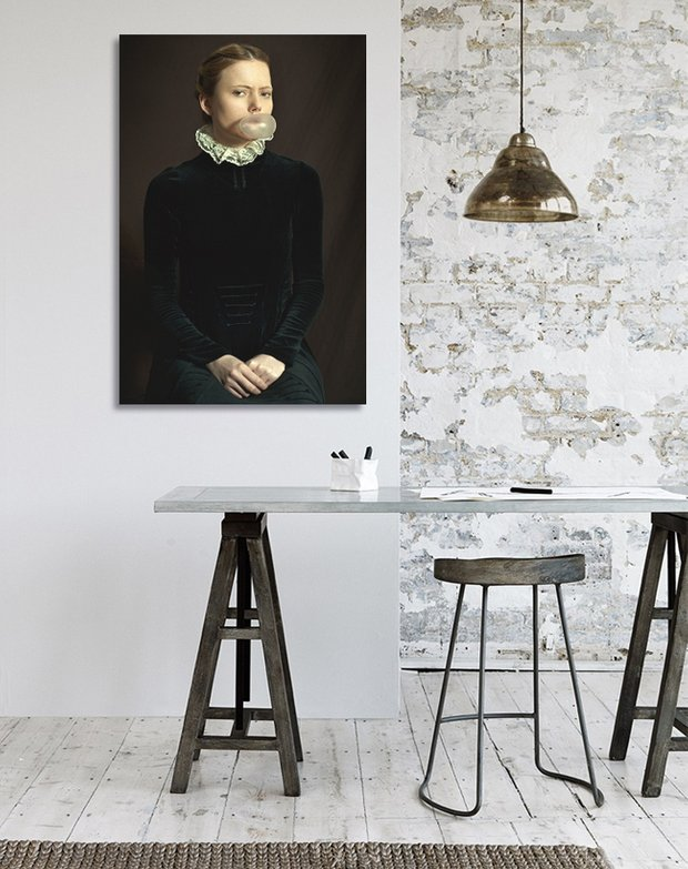 Фотография: Мебель и свет в стиле Скандинавский, Декор интерьера, Декор, Декор дома, Современное искусство – фото на INMYROOM
