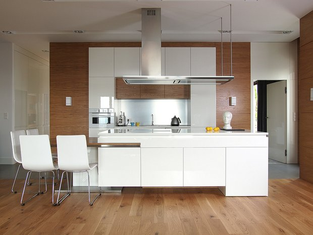 Фотография: Кухня и столовая в стиле Современный, Декор интерьера, Декор дома, Пол – фото на INMYROOM