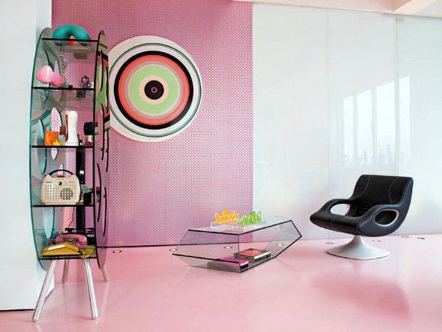 Фотография: Гостиная в стиле Современный, Стиль жизни, Советы, Карим Рашид – фото на INMYROOM