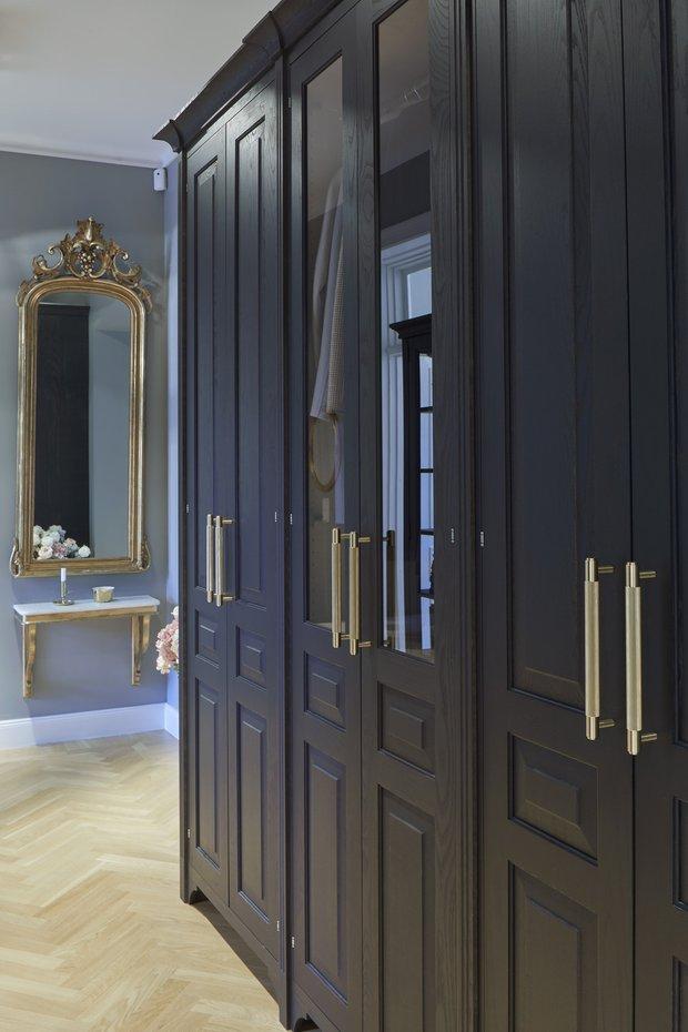 Фотография: Прихожая в стиле Классический, Современный, Декор интерьера, Квартира, 4 и больше, Более 90 метров – фото на InMyRoom.ru