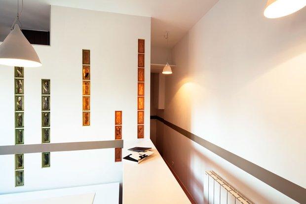Фотография: Декор в стиле Современный, Малогабаритная квартира, Квартира, Франция, Планировки, Дома и квартиры, Париж – фото на INMYROOM