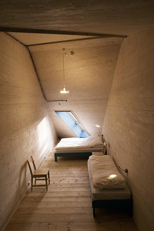 Фотография: Спальня в стиле Современный, Чердак, Мансарда – фото на INMYROOM
