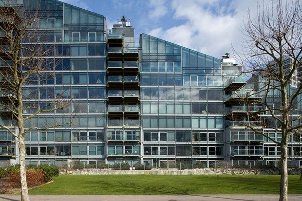 Фотография: Архитектура в стиле Современный, Квартира, Дома и квартиры, Лондон, Панорамные окна – фото на INMYROOM