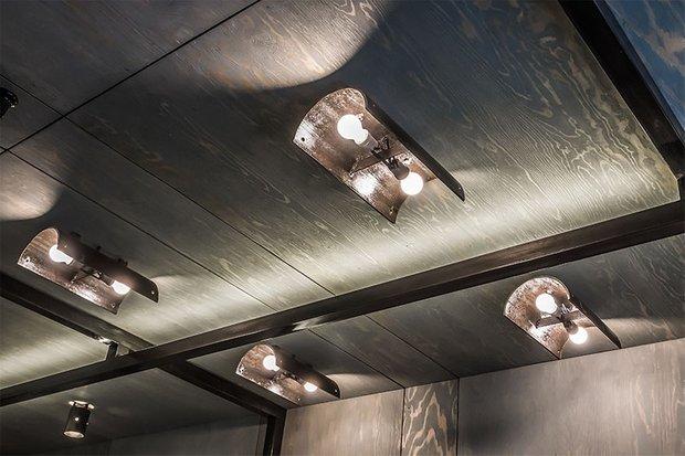 Фотография: Мебель и свет в стиле Лофт, Современный, Хай-тек, Интерьер комнат, Переделка, Индустриальный – фото на INMYROOM