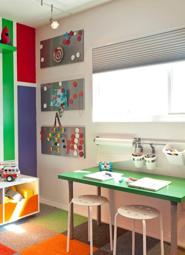 Фотография: Детская в стиле Скандинавский, Современный, Кабинет, Декор интерьера, Декор дома – фото на INMYROOM