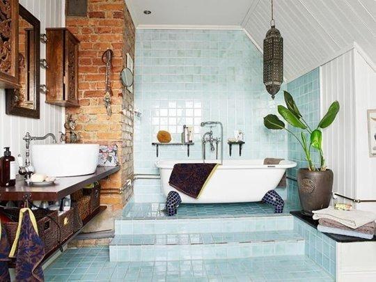 Фотография: Ванная в стиле Лофт, Декор интерьера, Декор, Советы – фото на INMYROOM