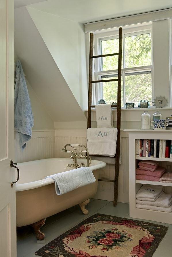 Фотография: Ванная в стиле Прованс и Кантри, Стиль жизни, Советы – фото на INMYROOM