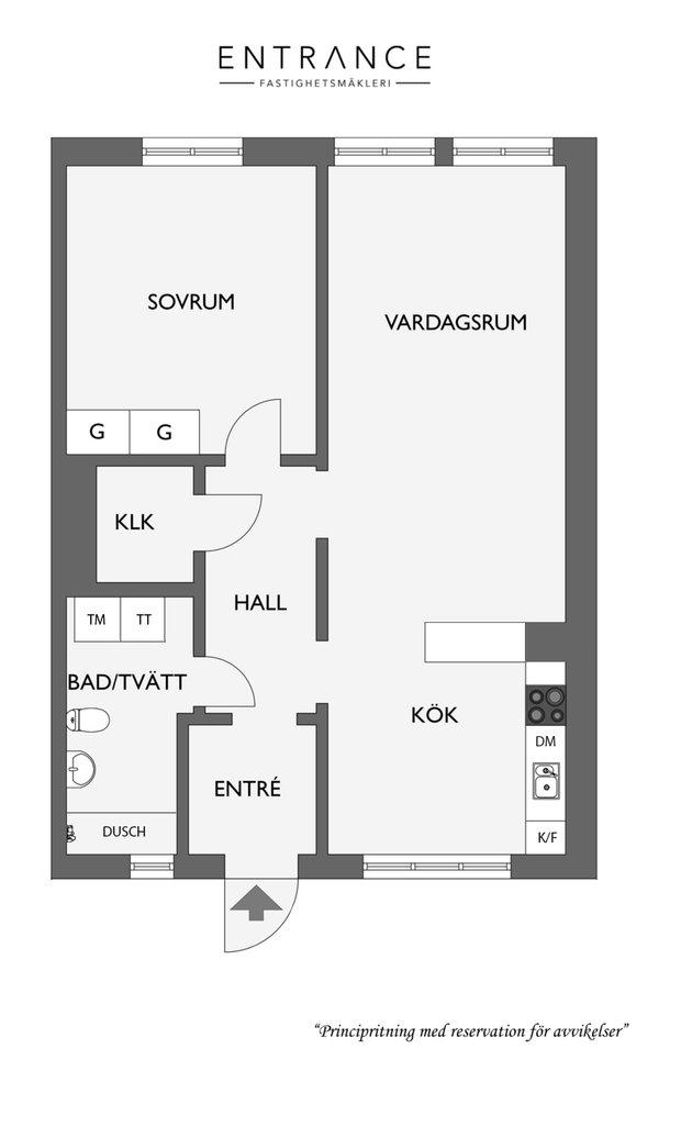 Фотография: Планировки в стиле , Скандинавский, Декор интерьера, Квартира, Декор, Белый, Синий, Серый, Эко, 2 комнаты – фото на INMYROOM