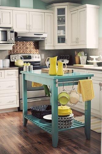 Фотография: Кухня и столовая в стиле , Декор интерьера, Дизайн интерьера, Цвет в интерьере, Желтый – фото на INMYROOM