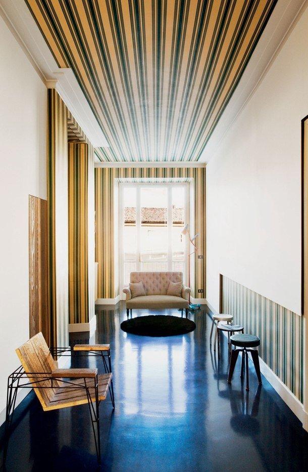 Фотография:  в стиле Современный, Декор интерьера, Архитектурные объекты, Потолок – фото на InMyRoom.ru