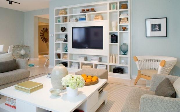 Фотография: Спальня в стиле Прованс и Кантри, Гостиная, Декор интерьера, Квартира, Дом – фото на INMYROOM