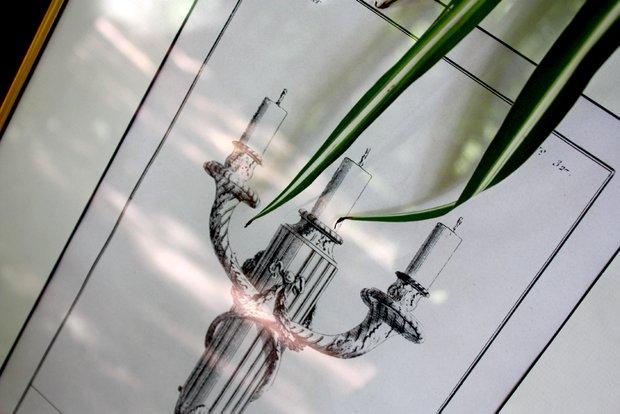 Фотография: Декор в стиле Классический, Современный, Декор интерьера, Дом, Декор дома, Цвет в интерьере, Картины, Подсвечники, Неоклассика – фото на INMYROOM