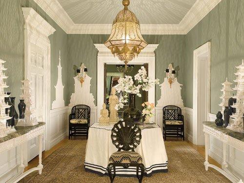 Фотография: Мебель и свет в стиле Восточный, Декор интерьера, Квартира, Дом, Декор дома – фото на INMYROOM