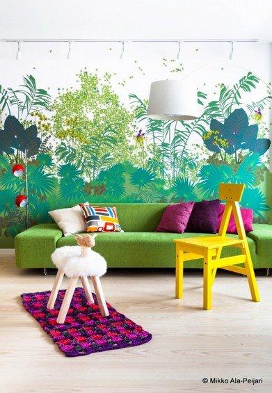 Фотография:  в стиле , Декор интерьера, Квартира, Цвет в интерьере, Дома и квартиры, Белый, Пентхаус – фото на InMyRoom.ru