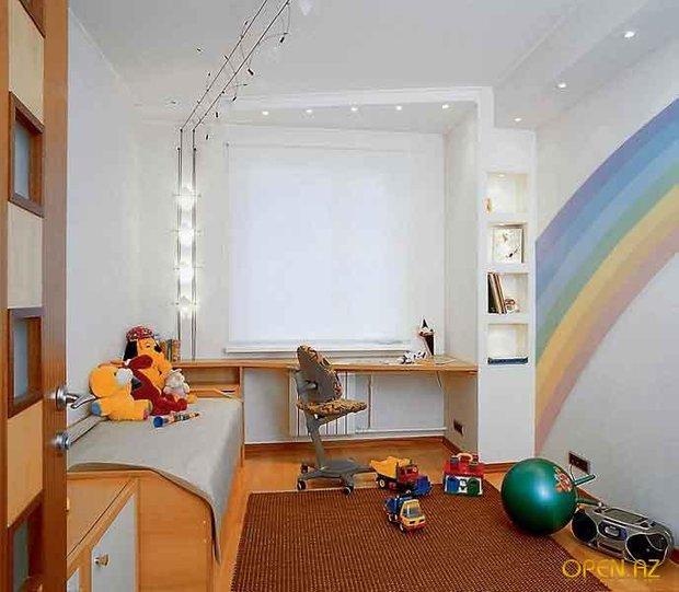 Фотография:  в стиле , Детская, Советы, Metro, домашний офис для ребенка – фото на INMYROOM