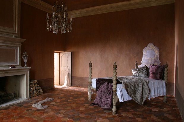 Фотография: Спальня в стиле Классический, Декор интерьера, Дом, Дома и квартиры, Прованс, Замок – фото на INMYROOM