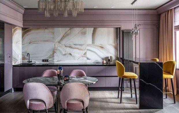 Фотография: Кухня и столовая в стиле Классический, Современный, Гид – фото на INMYROOM