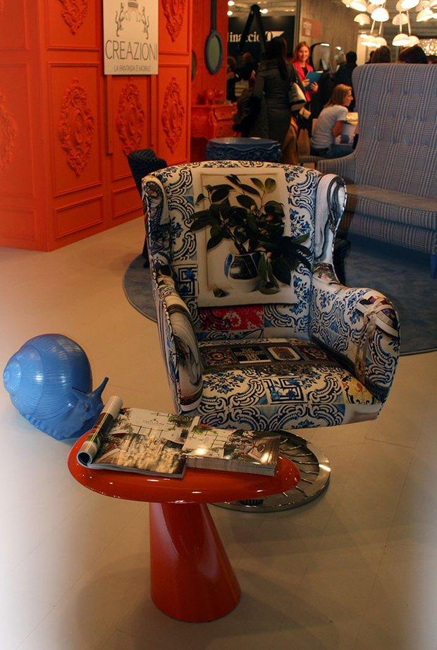 Фотография: Мебель и свет в стиле Современный, Эклектика, Artemide, Flos, PROVASI, Индустрия, События, Маркет, Мягкая мебель, Missoni, Пэчворк, Porada, LLADRO – фото на INMYROOM