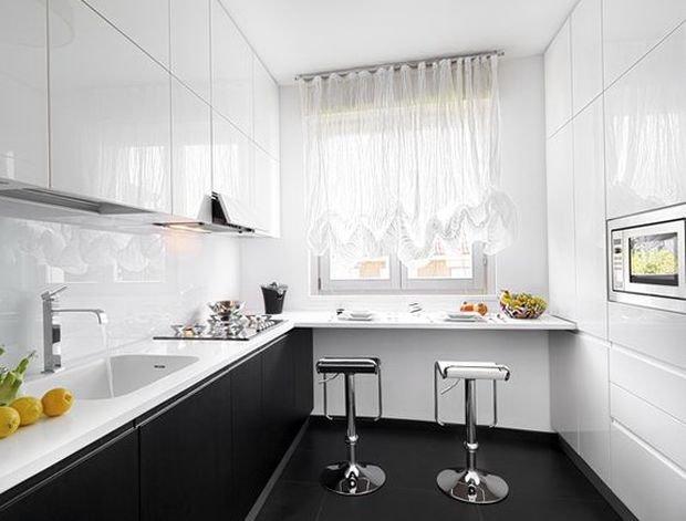Фотография: Кухня и столовая в стиле Современный, Квартира, Дом, Планировки, Мебель и свет, Советы, Переделка – фото на INMYROOM