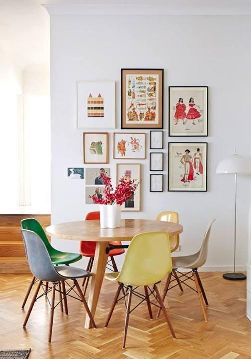 Фотография: Кухня и столовая в стиле Скандинавский, Стиль жизни, Советы, Постеры, Винтаж – фото на INMYROOM
