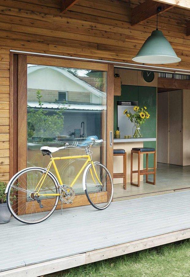 Фотография: Терраса в стиле Эко, Австралия, Дом и дача, 60-90 метров – фото на INMYROOM