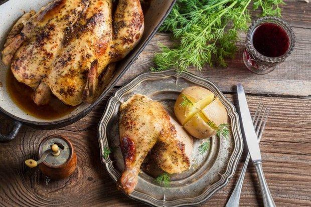 Фотография:  в стиле , Советы, Секреты кулинарии, Курица – фото на INMYROOM
