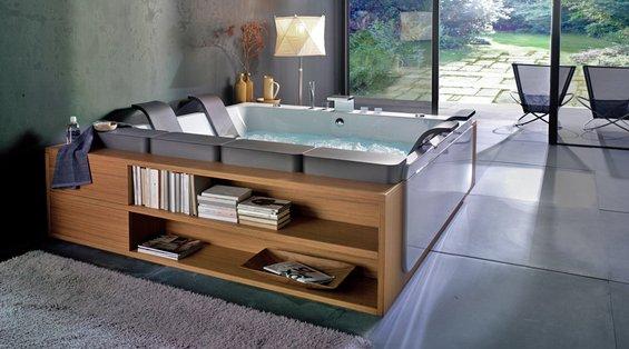 Фотография: Ванная в стиле Лофт, Современный, Квартира, Дома и квартиры – фото на INMYROOM
