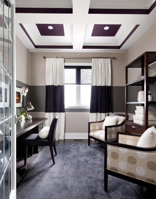 Фотография: Офис в стиле , Квартира, Дом, Ремонт на практике – фото на InMyRoom.ru