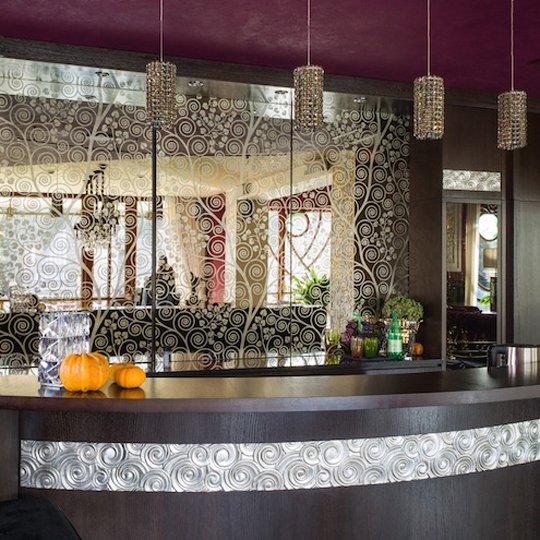 Фотография: Кухня и столовая в стиле Лофт, Современный, Декор интерьера, Дизайн интерьера, Марат Ка, Декоративная штукатурка, Альтокка – фото на INMYROOM