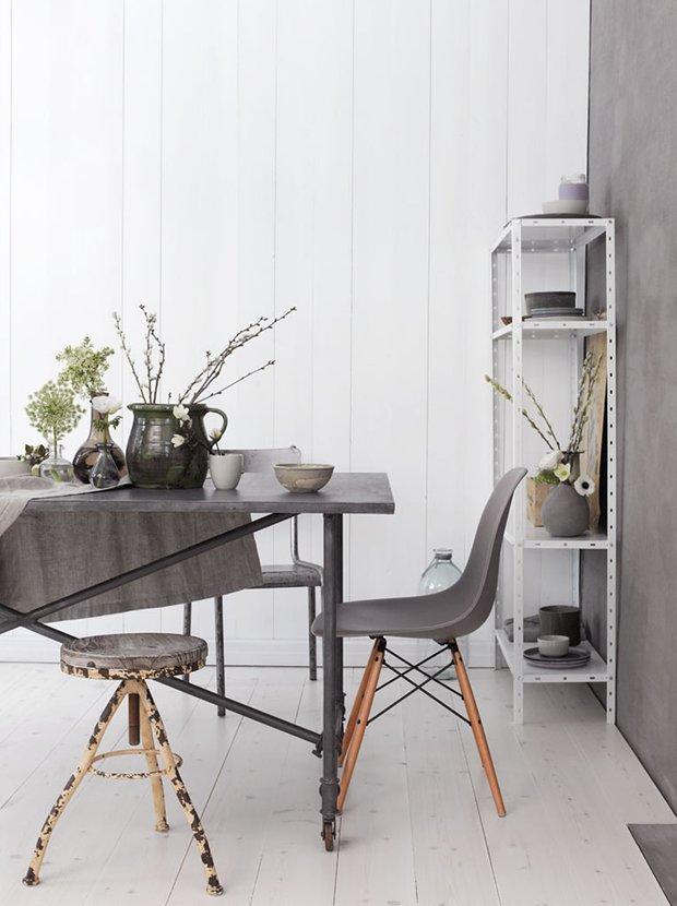 Фотография: Мебель и свет в стиле Лофт, Декор интерьера, Дизайн интерьера, Цвет в интерьере, Советы, Белый – фото на INMYROOM