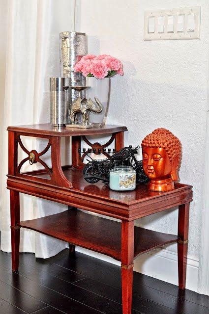 Фотография: Декор в стиле Восточный, Гостиная, Интерьер комнат, Переделка – фото на INMYROOM