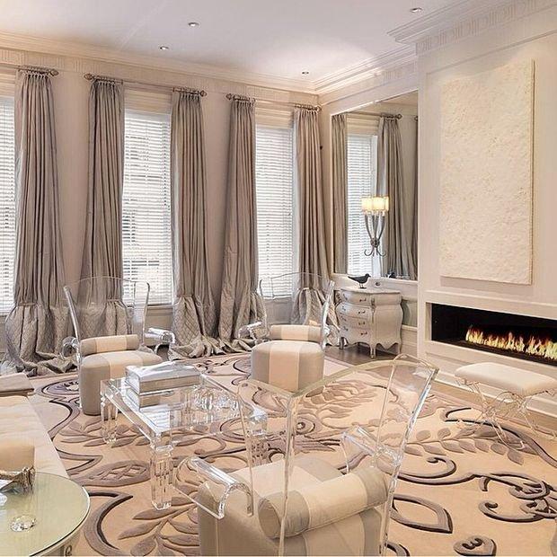 Фотография: Гостиная в стиле Эклектика, Декор интерьера, Квартира, Дом – фото на INMYROOM