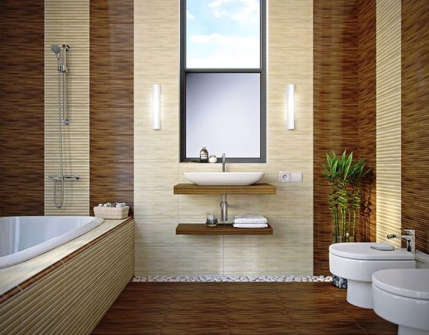 Фотография: Ванная в стиле Эко, Декор интерьера, Квартира, Дом, Декор, Советы – фото на INMYROOM